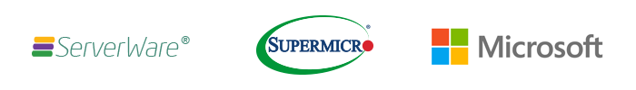 SuperMicro WSS Cluster In A Box
