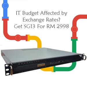 ServerWare Sg13 Sept Promotion. Beat The Exchange Rates