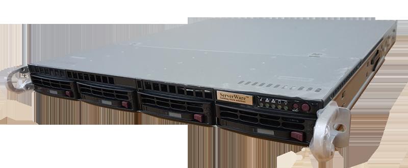 ServerWare XD Server
