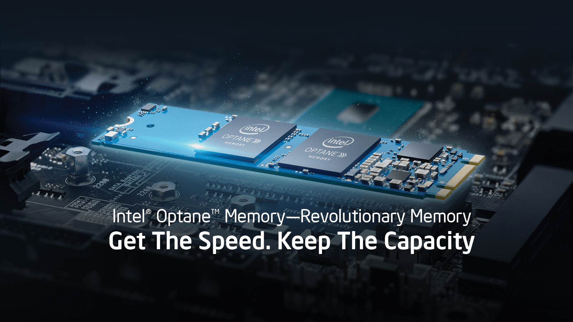 Intel® Optane Memory—Revolutionary Memory