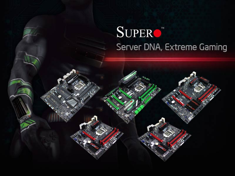 SuperO, ServerDNA Extreme Gaming.